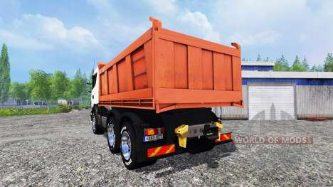 Scania R440 [tipper] für Farming Simulator 2015
