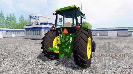 John Deere 4455 v2.2 für Farming Simulator 2015
