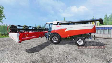 Torum-760 v2.5 pour Farming Simulator 2015