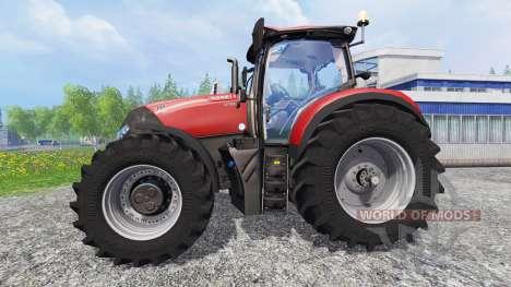 Case IH Optum CVX 300 v1.5.3 pour Farming Simulator 2015