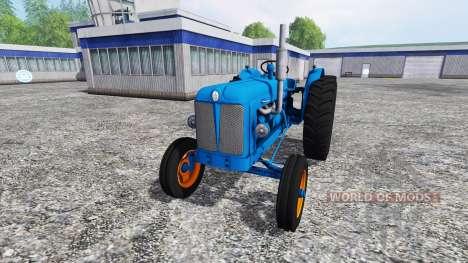 Ebro 44 für Farming Simulator 2015