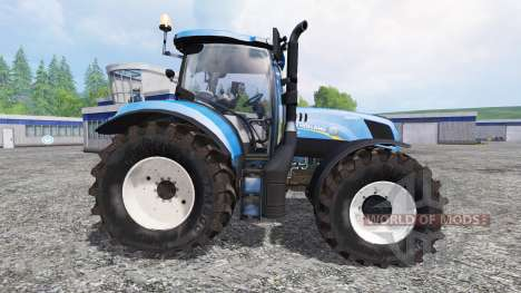 New Holland T7.240 v2.0 pour Farming Simulator 2015