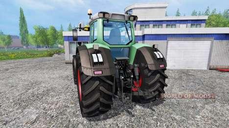Fendt 939 Vario S4 für Farming Simulator 2015