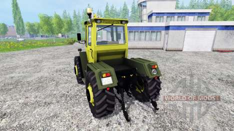 Mercedes-Benz Trac 900 Turbo für Farming Simulator 2015