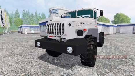 Ural-44202-0311-72M für Farming Simulator 2015