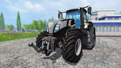 New Holland T8.320 Black Beauty v1.1 pour Farming Simulator 2015