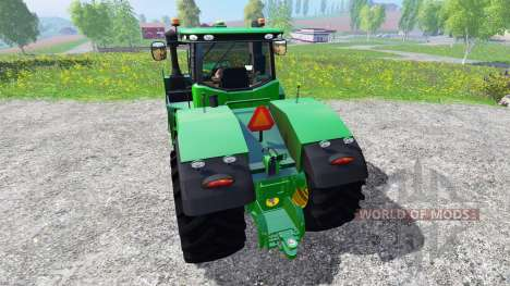 John Deere 9620R [pack] für Farming Simulator 2015