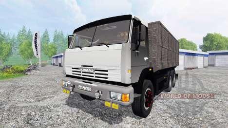 KamAZ-45143 pour Farming Simulator 2015