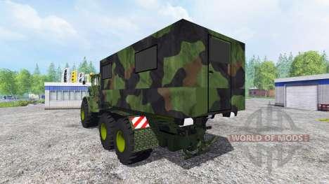 K-700 [Containerschiff] für Farming Simulator 2015