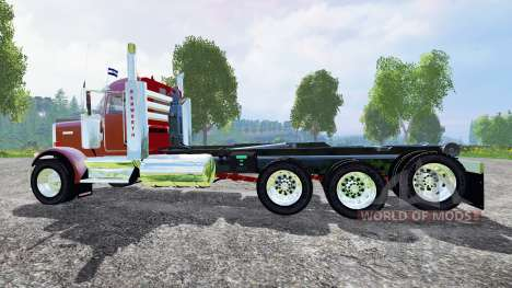 Kenworth W900B v1.1 für Farming Simulator 2015