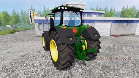 John Deere 7310R v4.0 für Farming Simulator 2015