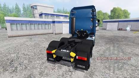 Iveco Stralis Hi-Way v1.5.1 pour Farming Simulator 2015