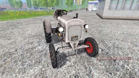 Fahr F22 pour Farming Simulator 2015