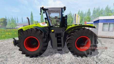 CLAAS Xerion 5000 v2.0 pour Farming Simulator 2015