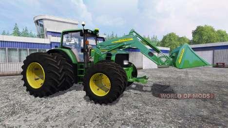 John Deere 6930 FL v2.2 für Farming Simulator 2015