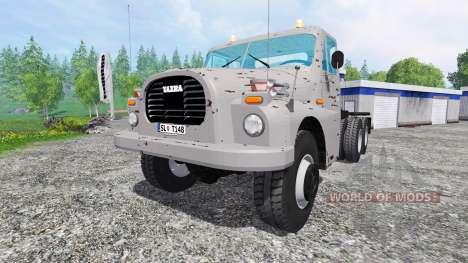 Tatra 148 für Farming Simulator 2015