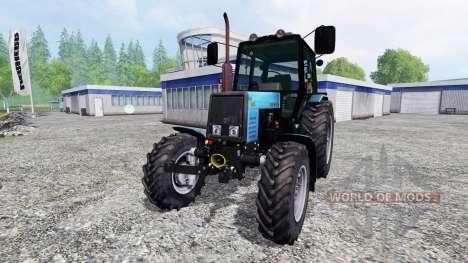 MTZ-1025 pour Farming Simulator 2015