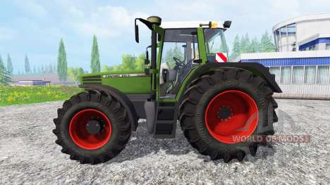 Fendt Favorit 512 v2.0 pour Farming Simulator 2015