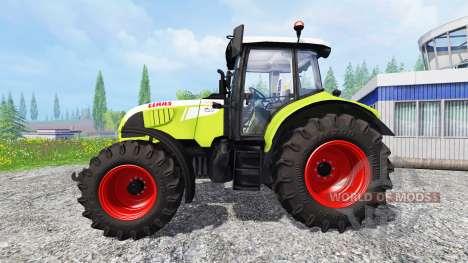 CLAAS Arion 620 [washable] pour Farming Simulator 2015