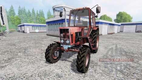 MTS-82 v3.0 für Farming Simulator 2015
