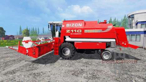 Bizon BS Z-110 für Farming Simulator 2015
