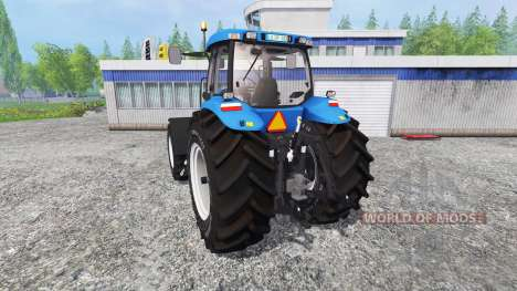 New Holland T8020 v2.2 für Farming Simulator 2015