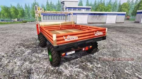Waldhofer D22 für Farming Simulator 2015