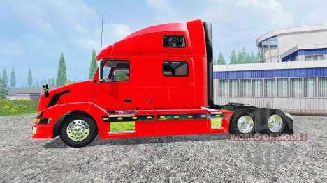 Volvo VNL 780 für Farming Simulator 2015
