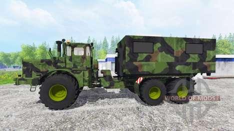 K-700 [navire porte-conteneurs] pour Farming Simulator 2015