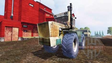 RABA Steiger 245 [bekescsaba] für Farming Simulator 2015