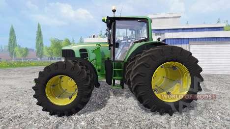 John Deere 6930 FL v1.1 pour Farming Simulator 2015