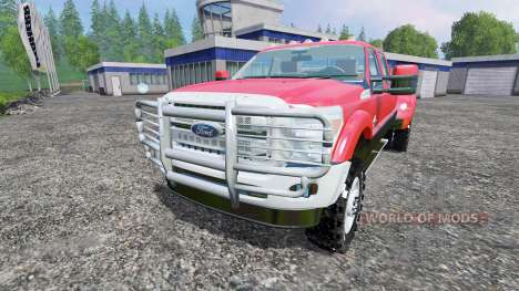 Ford F-450 für Farming Simulator 2015