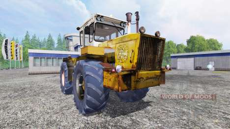 RABA Steiger 245 [devavanya] für Farming Simulator 2015