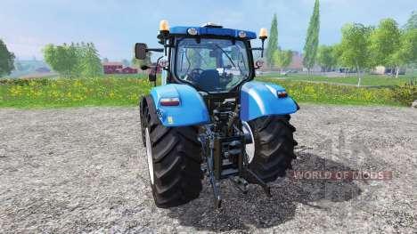 New Holland T6.175 v2.0 für Farming Simulator 2015