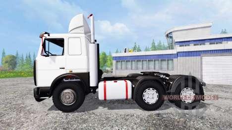 MAZ-6422 für Farming Simulator 2015