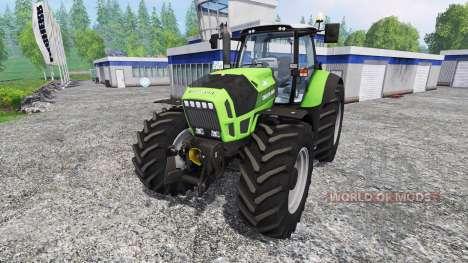 Deutz-Fahr Agrotron X 720 v1.1 pour Farming Simulator 2015