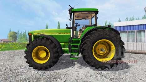 John Deere 8400 [wheelshader] für Farming Simulator 2015