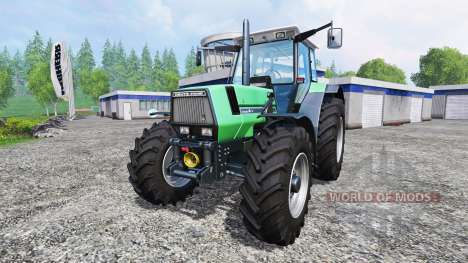 Deutz-Fahr AgroStar 6.31 für Farming Simulator 2015