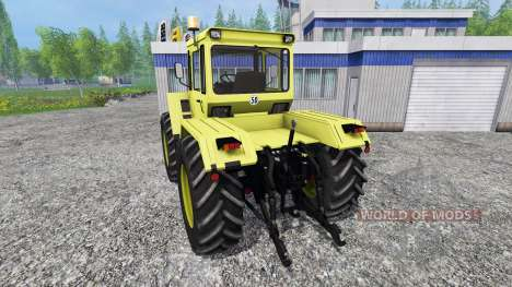 Mercedes-Benz Trac 1300 pour Farming Simulator 2015