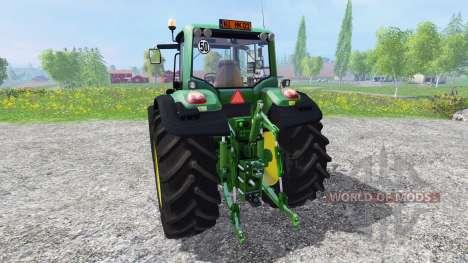 John Deere 6930 v3.3 für Farming Simulator 2015