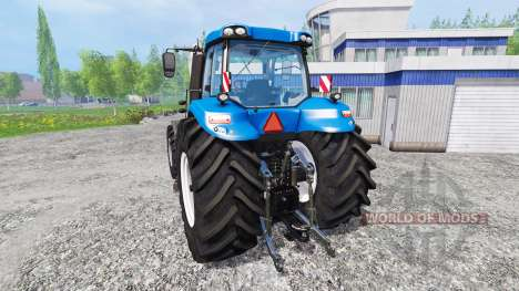 New Holland T8.320 v1.1 pour Farming Simulator 2015