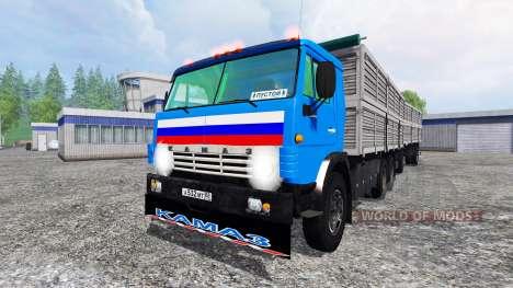 KamAZ-53212 pour Farming Simulator 2015