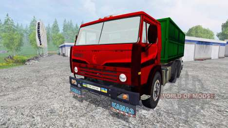 KamAZ-5320 pour Farming Simulator 2015