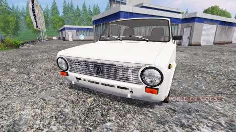 VAZ-2101 pour Farming Simulator 2015