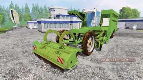 AVR Puma pour Farming Simulator 2015