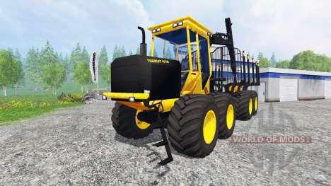 Tigercat 1075B pour Farming Simulator 2015