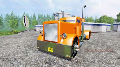 Peterbilt 388 [custom] pour Farming Simulator 2015