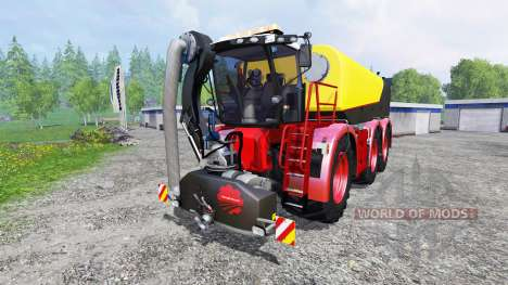 Vredo VT 5518-3 pour Farming Simulator 2015