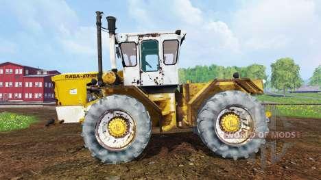 RABA Steiger 245 [kocser] pour Farming Simulator 2015