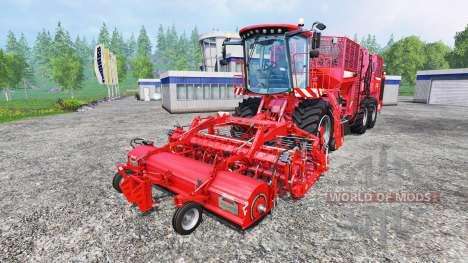 Holmer Terra Dos T4-40 [potato] pour Farming Simulator 2015